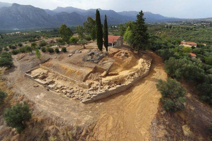 Το Ιερό των Αμυκλών άκμαζε και τον 4ο αιώνα μΧ