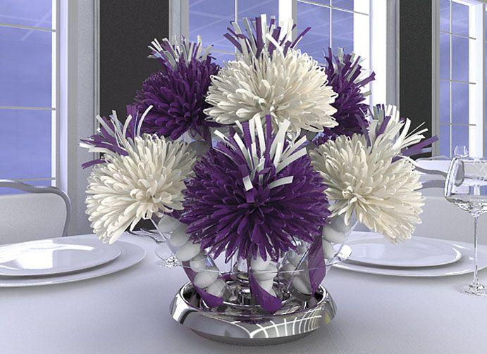 flowers: Centerpiece Ideas, Table Decoration, Wedding Ideas, Grad Party, Centerpieces, Flower, Party Ideas, Center Piece