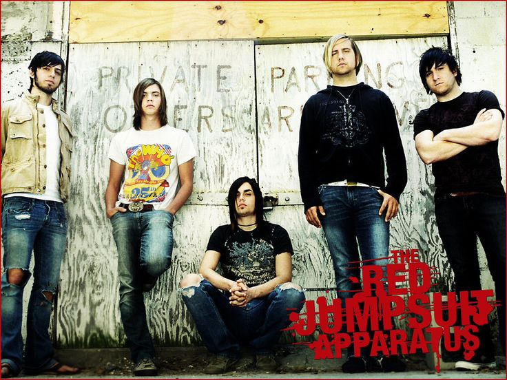 17 Best images about The red jumpsuit apparatus on Pinterest | My ...