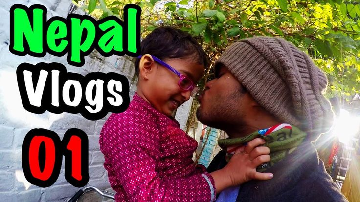 NEPAL VLOGS 01 - Travelling From Plains to Hills While Watching Himalaya...