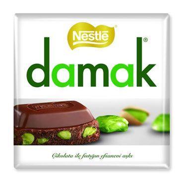 Antep fıstıklı çikolata klasiği Nestle damak !