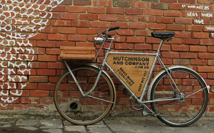 Bike Bier Skiff - $200 - SOLD http://hutchinsonandcompany.com.au/item.htm?p=s&id=item023