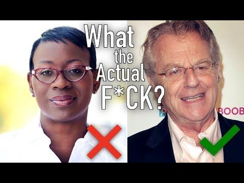 Democrats Snub Nina Turner, Recruit Jerry Springer to Run for Governor. Or... Old White Men choose Old White Man to run etc...
