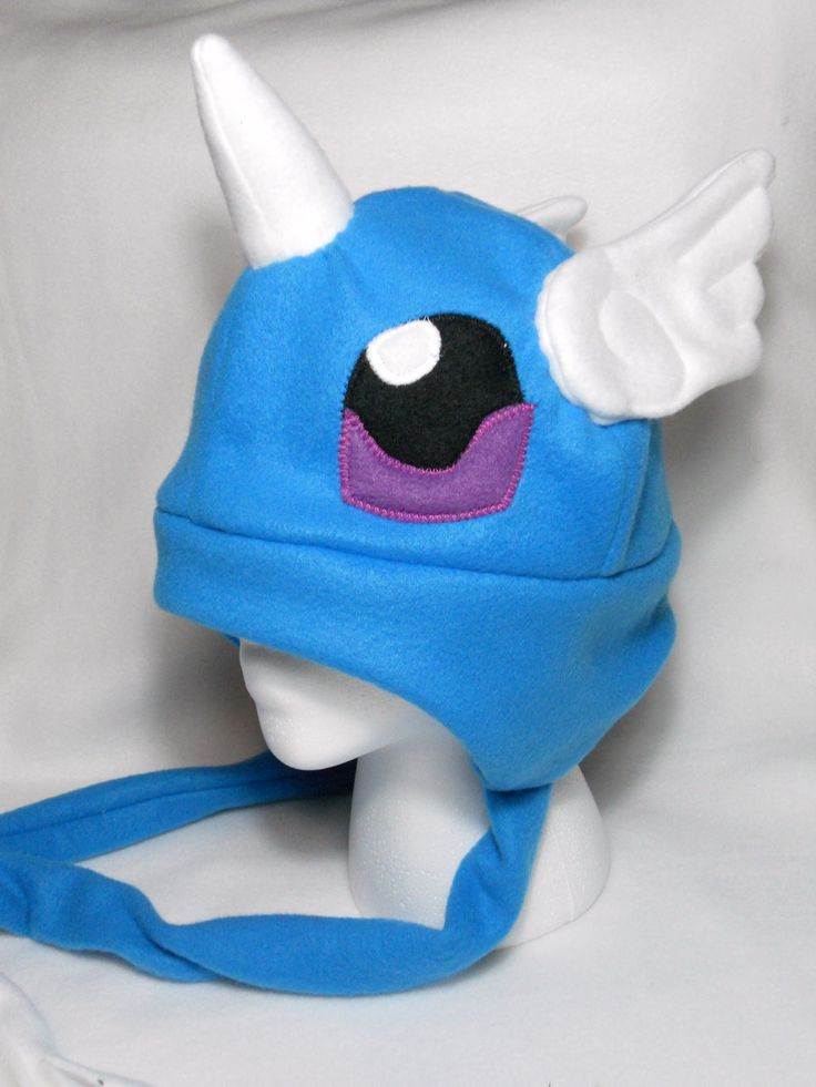 glaceon fleece hat by - photo #30