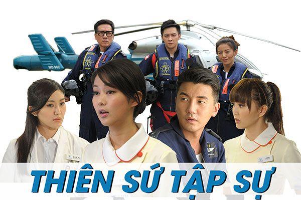 Thiên sứ tập sự | SCTV9 - Trọn bộ