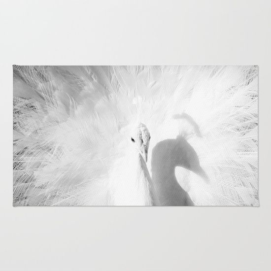 Majestic White Peacock - $38