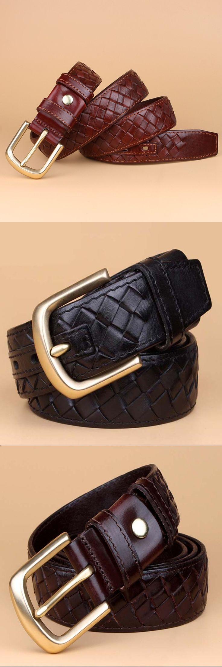 Men's belt luxury designer High quality Genuine leather man belt Pure cowhide skin strap male Formal men girdles & cummerbunds