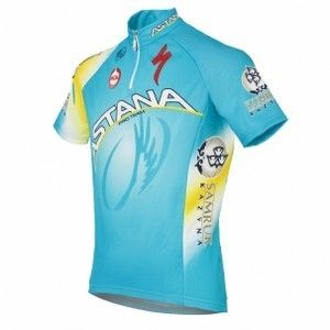 Moa Astana Pro Team Jersey - Store For Cycling