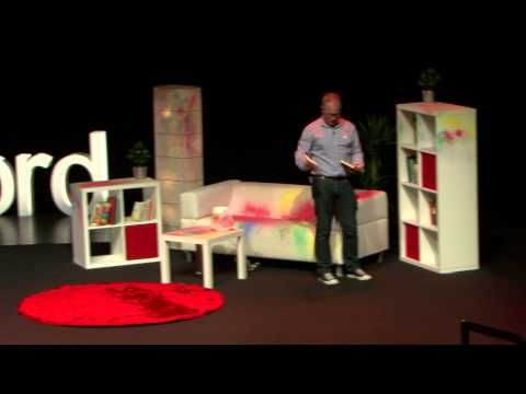 Curiosity is the greatest act of rebellion | Robin Ince | TEDxSalford - YouTube