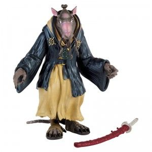 Teenage Mutant Ninja Turtles Movie Splinter from Playmates Toys
