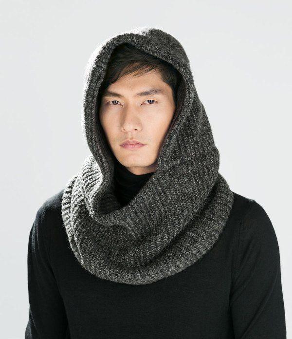 modelos de bufandas de lana para hombre - Buscar con Google