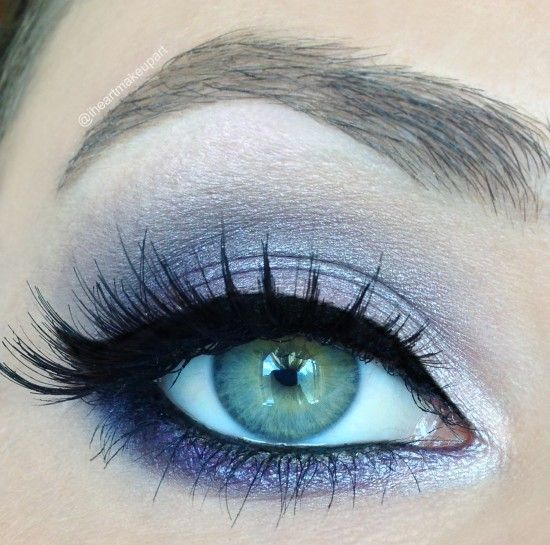 Lavender Smoky Eye – Makeup Geek Idea Gallery
