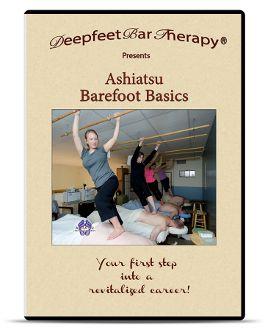 Ashiatsu Barefoot Basics DVD