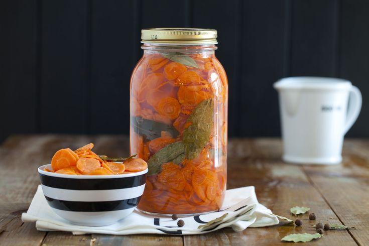 Kiszona marchewka – na zdrowie i odporność!