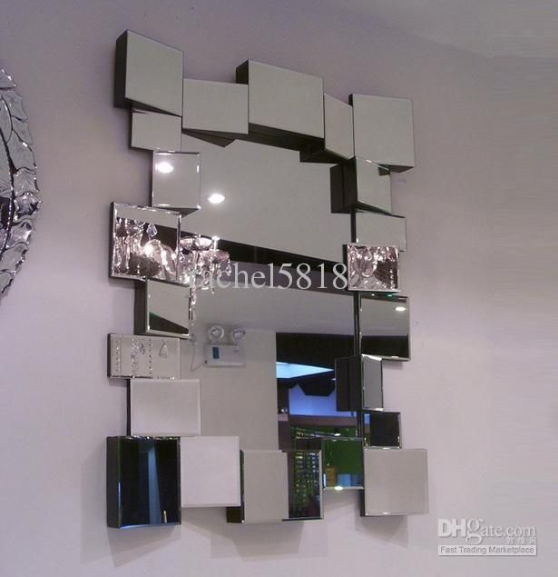 Another awesome mulit angled mirror Design Decor