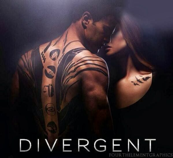 Divergent Triss and Four