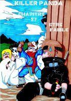 killer panda etre faible by Baubierclement