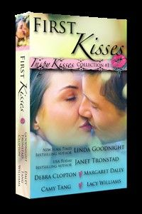 First Kisses Anthology from Six Inspirational Romance Authors Available for .99