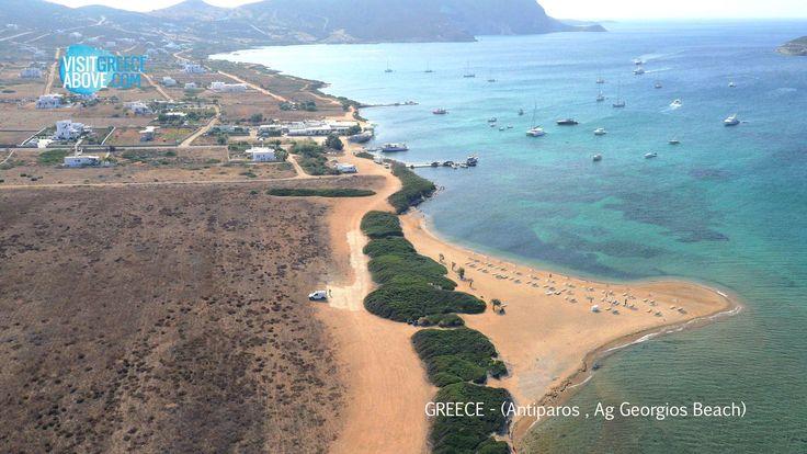 Agios Georgios Beach @ Antiparos island , Greece !!!