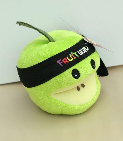 plüss Fruit ninja (alma 10 cm)