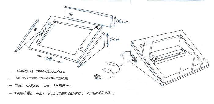 17 best mesas de dibujo images on pinterest - Mesa dibujo ikea ...