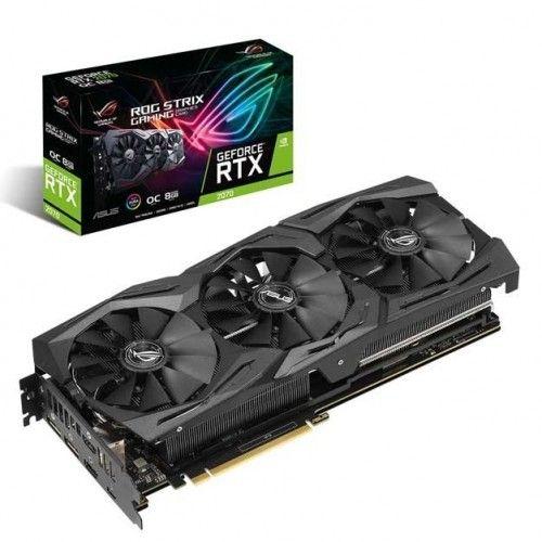 Asus Karta graficzna GeForce RTX 2070 ROG STRIX 8GB GDDR6 ...