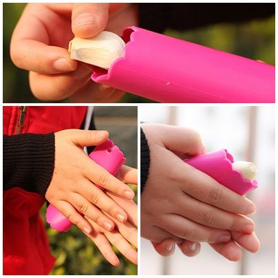 Magic Silicone Garlic Peeler Peel Easy Useful