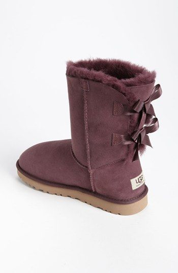 Cute!! UGG® Australia 'Bailey Bow' Boot (Women) | Nordstrom