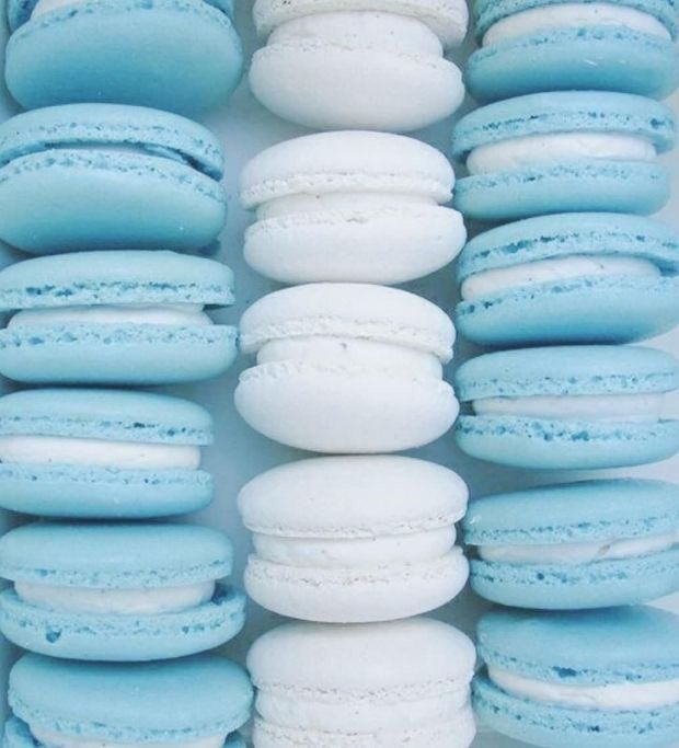 °Time for Bed° ?: °Time for Bed° ? Versatile, elegant and refreshing, Light Blue is an easy color to work with. Find more at Blue and white macarons Light Blue Aesthetic, Blue Aesthetic Pastel, Aesthetic Colors, Aesthetic Pastel Wallpaper, Aesthetic Collage, Aesthetic Backgrounds, Aesthetic Pictures, Aesthetic Women, Aesthetic Gif