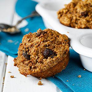 Applesauce Raisin Muffins - All-Bran