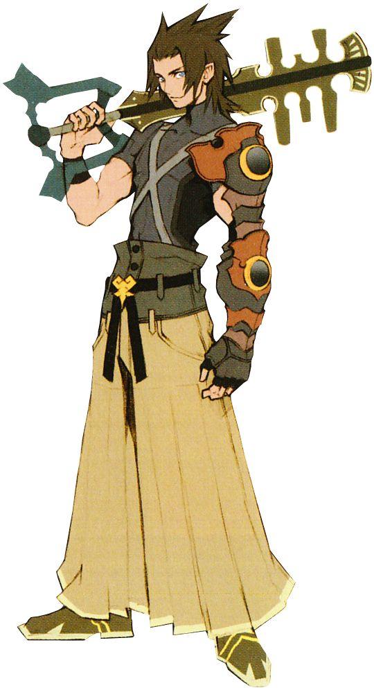 Character01 - Terra01.png (540×995)    #gameart #kingdomhearts