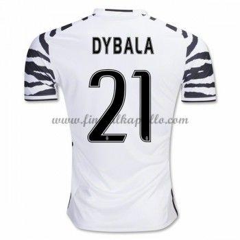 Jalkapallo Pelipaidat Juventus 2016-17 Dybala 21 3rd Paita