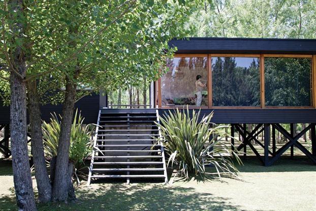 Una casa de ensueño en la ribera | ESPACIO LIVING