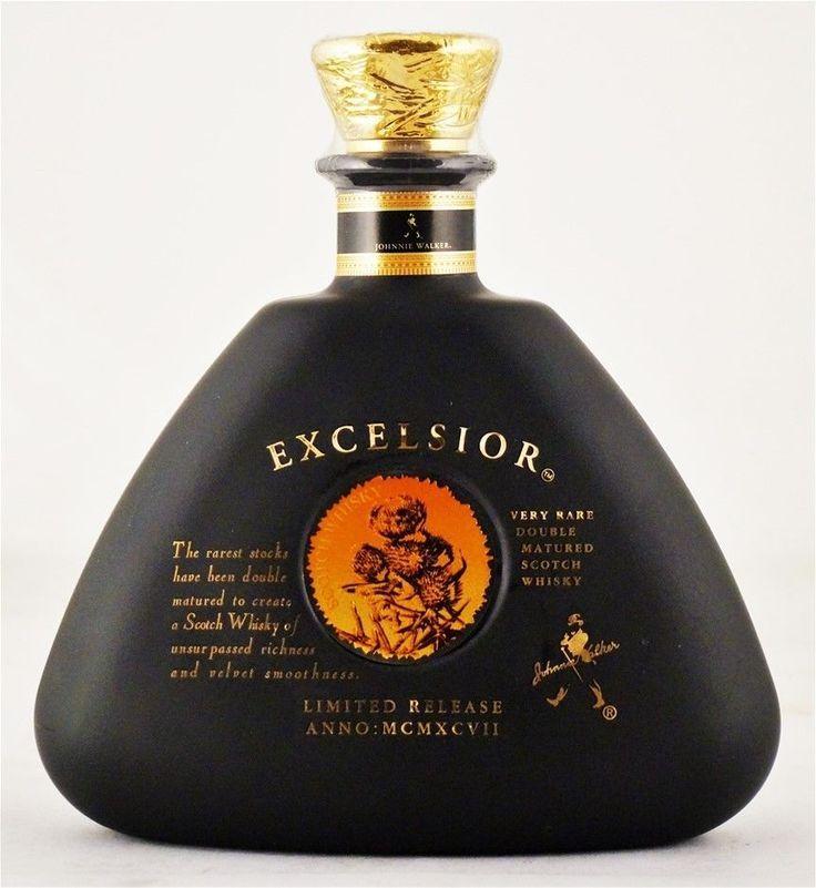Johnnie Walker `Excelsior 50 YO` Scotch Whisky (1x750ml), Scotland