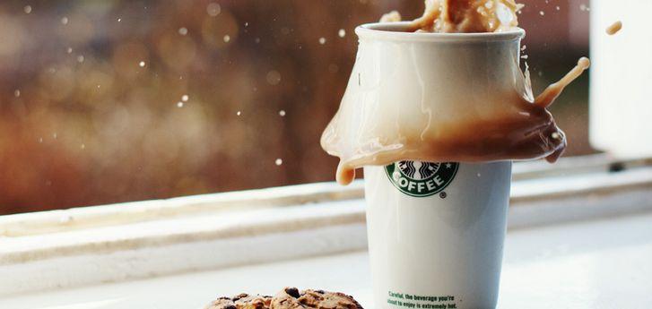 Oh oh: alle geheime Starbucks recepten in één boek