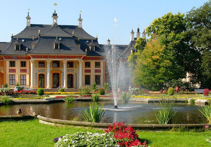 Pillnitz Castle - Dresden