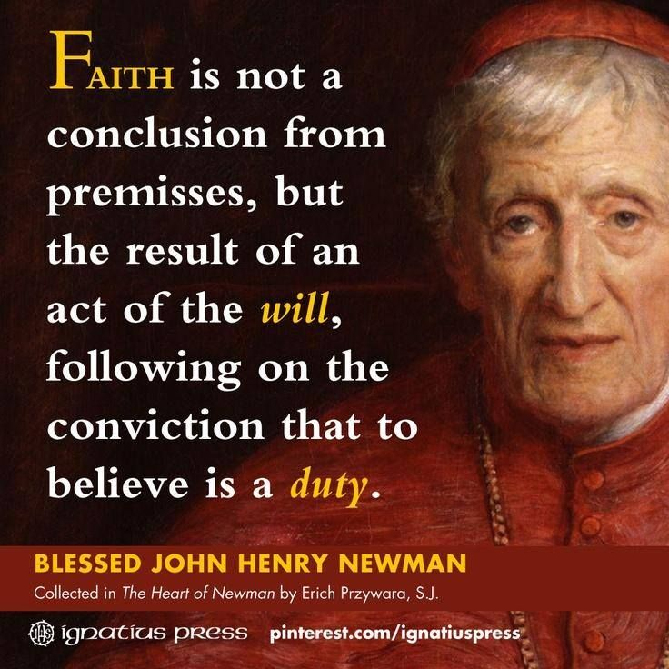 John Henry Newman Quotes. QuotesGram