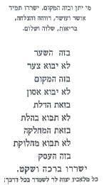Serjudio.com- Templo, mikdash, mishkán, tabernáculo, desierto, Moisés, Moshé, mandamiento, amidá, tefilá, tfilá, diechiocho, shmoná, esre, profecía, Dios, religión, Midrash, Talmud, Rabino, rabínico, oral, Torá, estudio, bíblico, Biblia, Israel, israelita