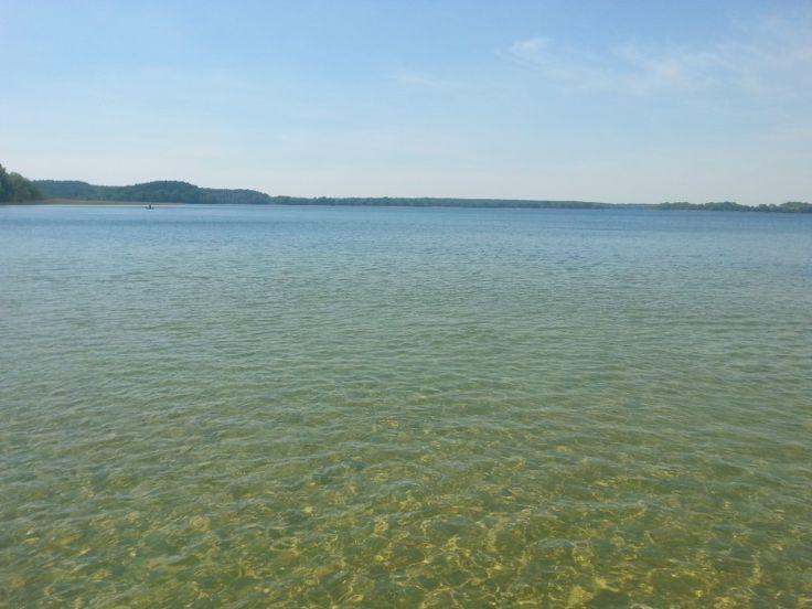 Jezioro Lubikowskie koło Rokitna Lubikowo