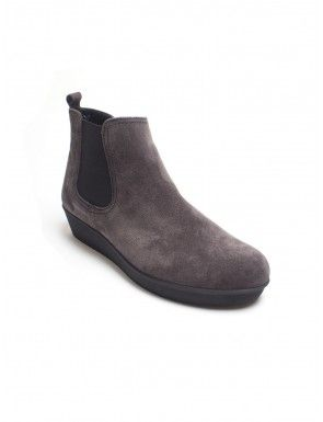 Gabor Ghost Ankle Boots Grey