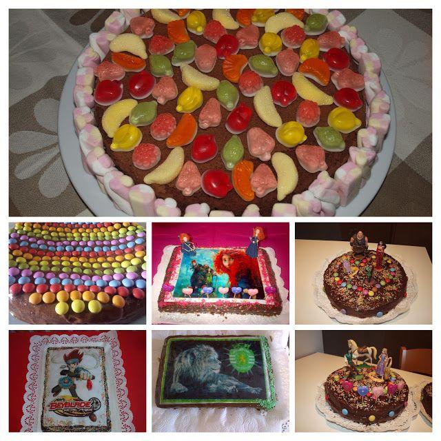 Pitangas e Amores Perfeitos: Bolo de Chocolate (bolo base para enfeitar)