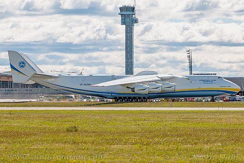 UR-82060, Antonov Airlines (Antonov Design Bureau), Antonov An-225 Mriya -