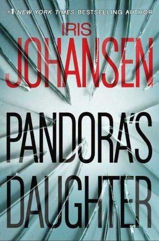 pretty good book!: Worth Reading, Books Worth, Awesome Books, Irises, Pandora Daughters, Iris Johansen Books, Favorite Books, Favorite Author, Good Books