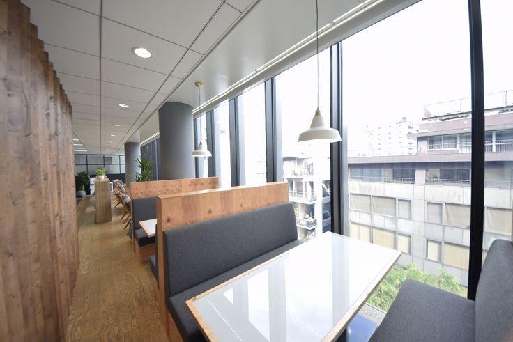 サードプレイス ‐様々なはたらき方でアイデアを創造できるオフィス空間‐|オフィスデザイン事例|デザイナーズオフィスのヴィス