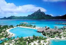 Next holiday - Somewhere tropical ☀️ bora bora