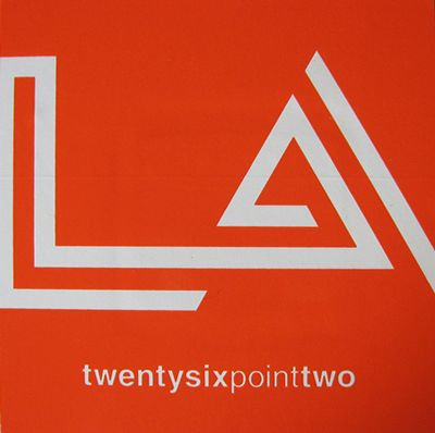 LA Marathon logo... I love the typography