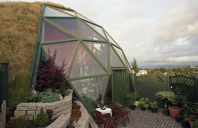 I would happily live in this Eco house.