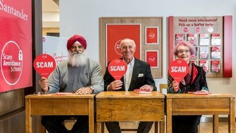 Strictly judge Len Goodman graduates from Santander's Scam Avoidance School  ||  Former Strictly Come Dancing head judge Len Goodman has become the first graduate of the Scam Avoidance School (SAS), a new in-branch initiative from Santander designed to help the over 60s beat fraudsters. https://www.finextra.com/newsarticle/31813/strictly-judge-len-goodman-graduates-from-santanders-scam-avoidance-school?utm_campaign=crowdfire&utm_content=crowdfire&utm_medium=social&utm_source=pinterest
