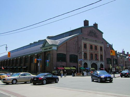 St. Lawrence Market South - Wikipedia, the free encyclopedia