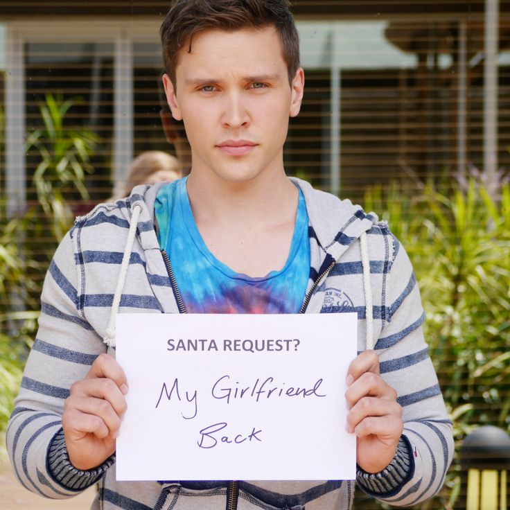 What Josh would like this Christmas! #Christmas #Neighbours